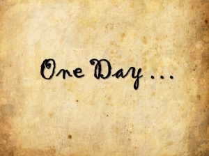 One Day (created by Chris Geldard)